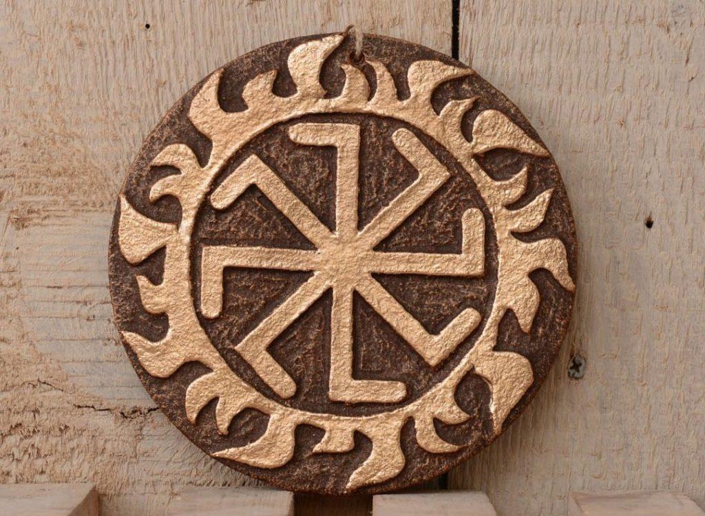 коловрат деревянный